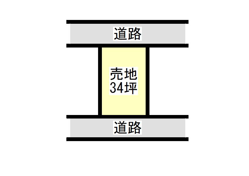焼津市 中新田売地(解体更地渡し)