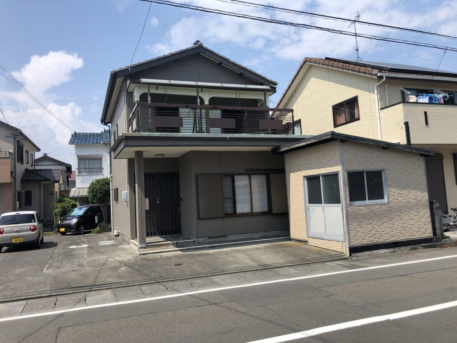 藤枝市高洲 売住宅