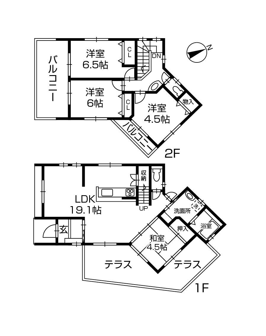 島田市道悦 六合駅徒歩11分 新築建売住宅