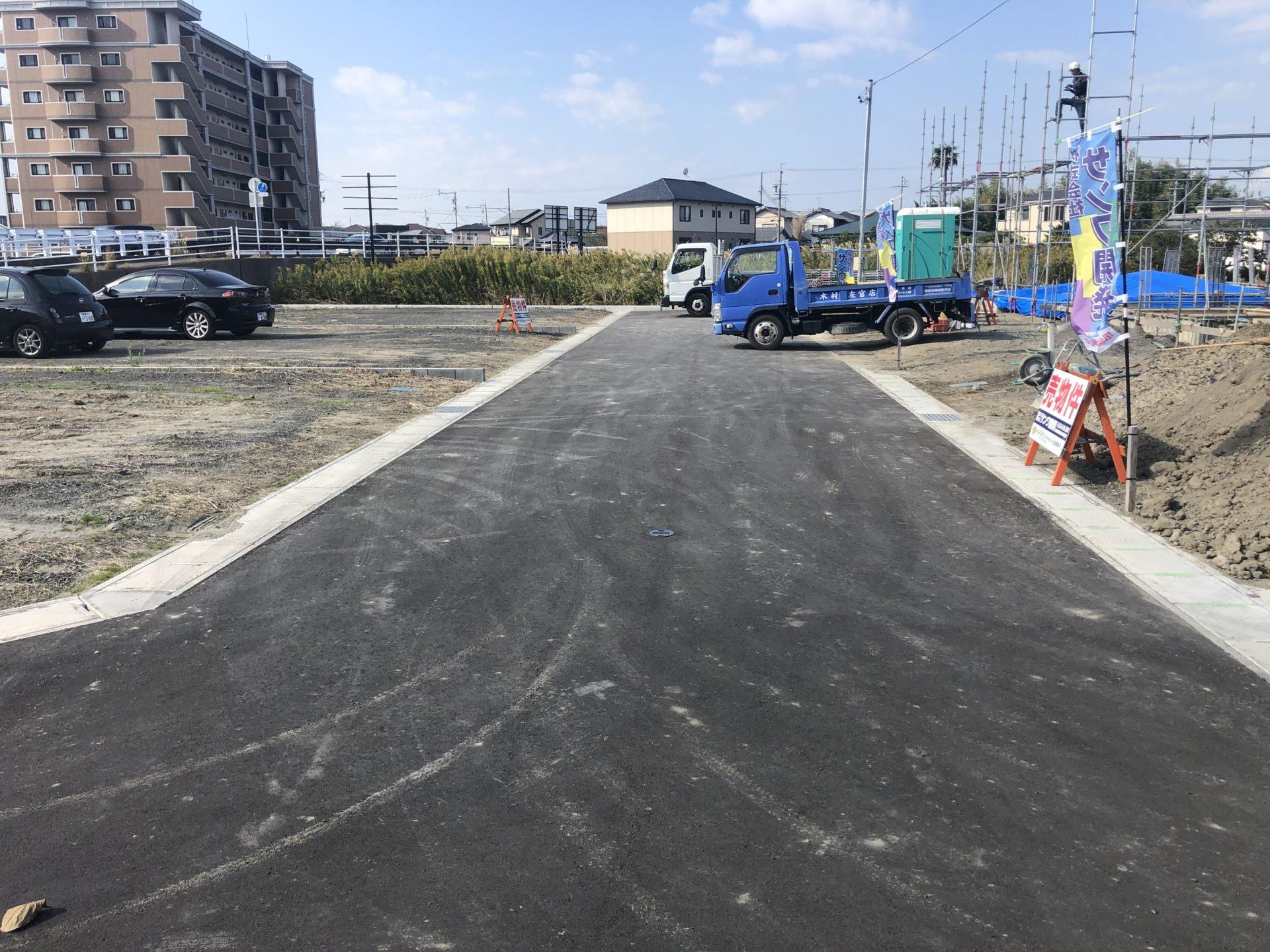 焼津市小土5区画分譲地 985万円~