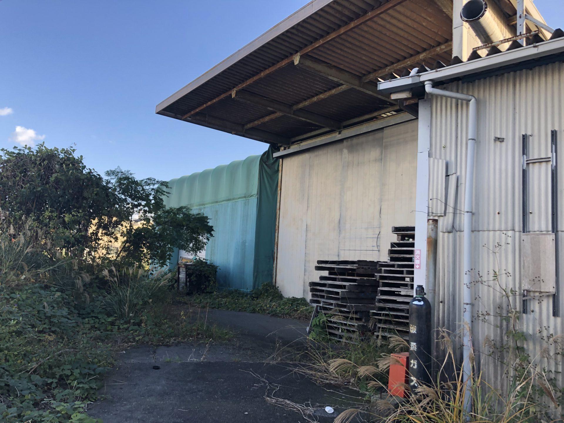 静岡県藤枝市 売工場