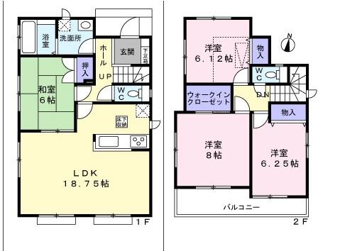 焼津市三ケ名新築分譲住宅 全3棟