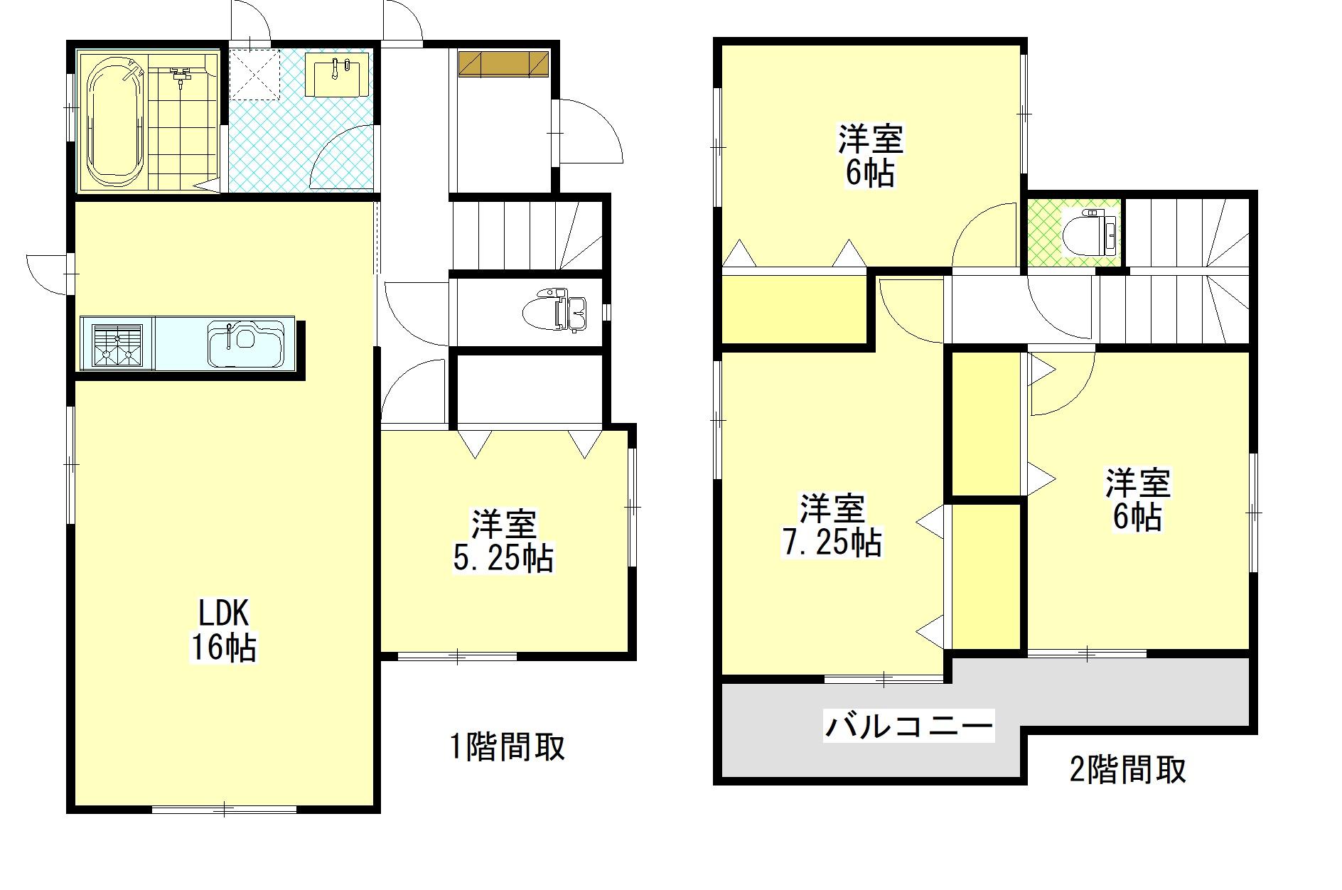 焼津市小土 新築建売住宅2380万円 全1棟
