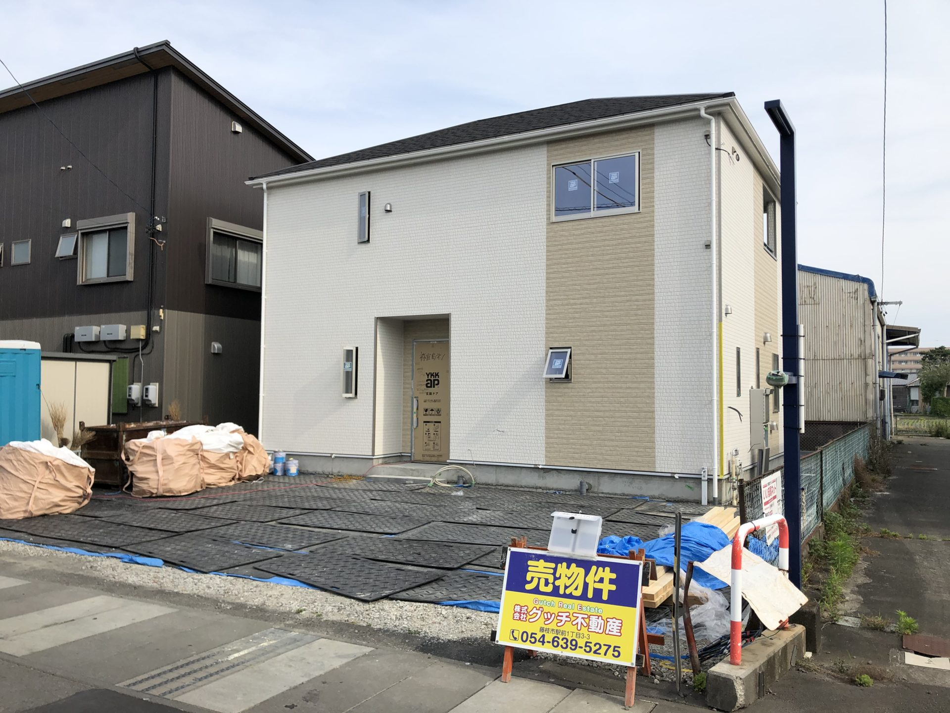 焼津市祢宜島 新築分譲住宅全1棟 イオン近く!