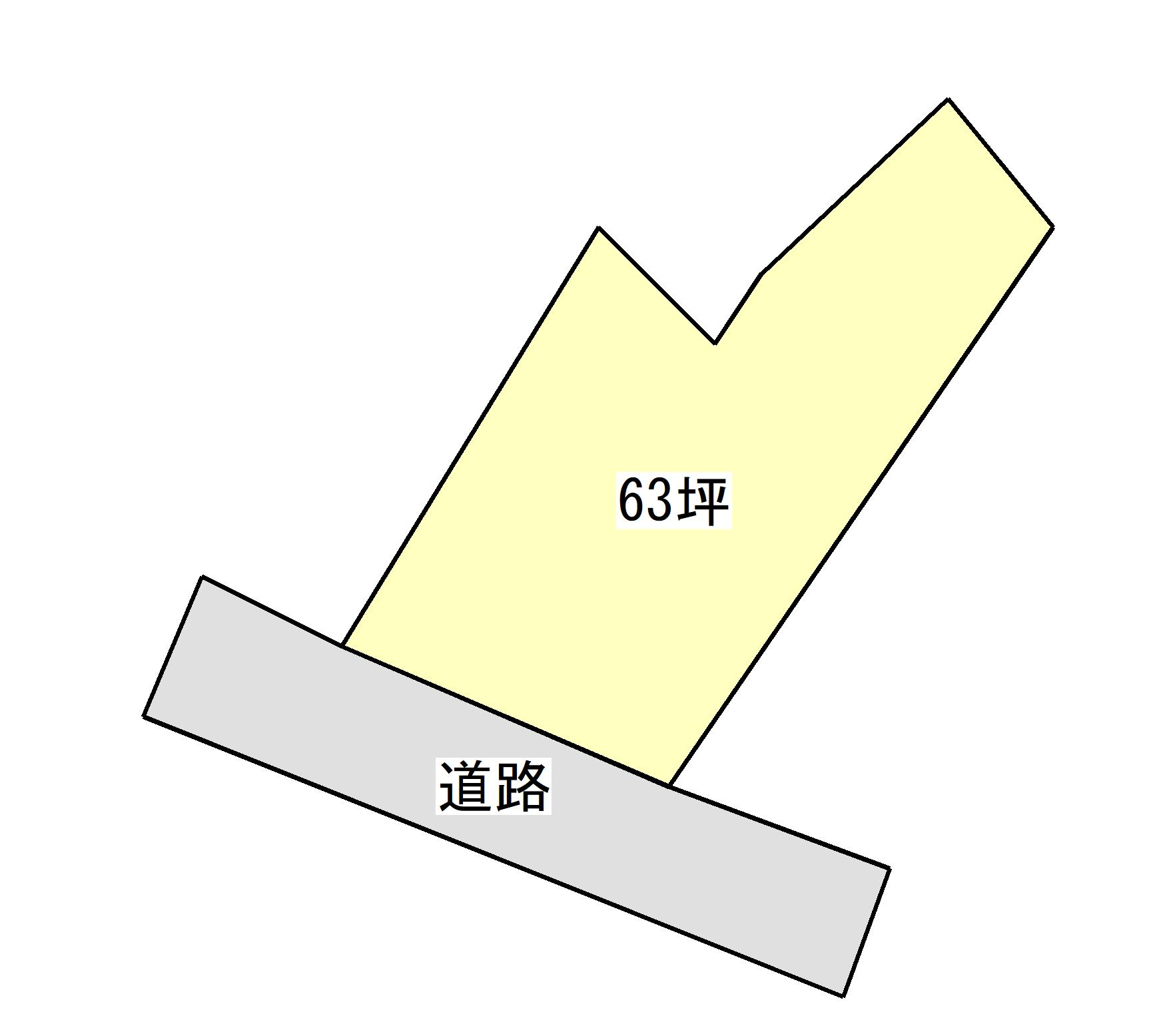 焼津市石津 63坪売土地